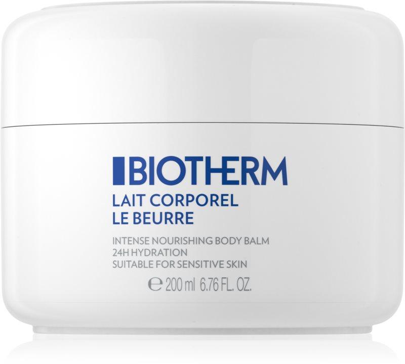 Biotherm Lait Corporel Le Beurre masło do ciała do skóry suchej i bardzo suchej