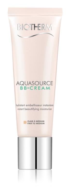 Biotherm Aquasource BB Cream nawilżający krem BB