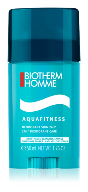 Biotherm Homme Aquafitness déodorant solide