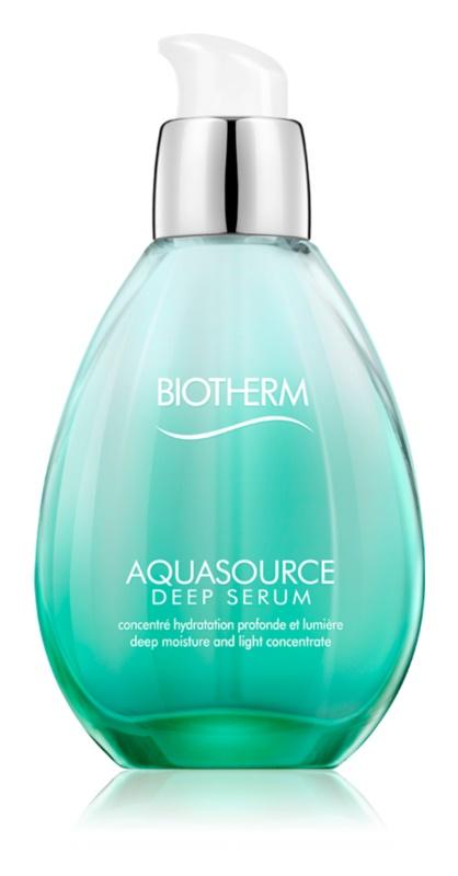 Biotherm Aquasource Deep Serum hydratačné hĺbkové sérum