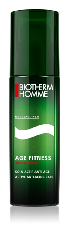 Biotherm Homme Age Fitness Advanced pielęgnacja przeciw starzeniu się skóry