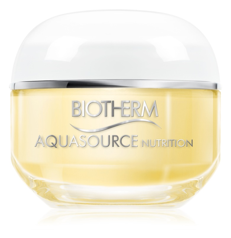 Biotherm Aquasource Nutrition hidratáló krém nagyon száraz bőrre
