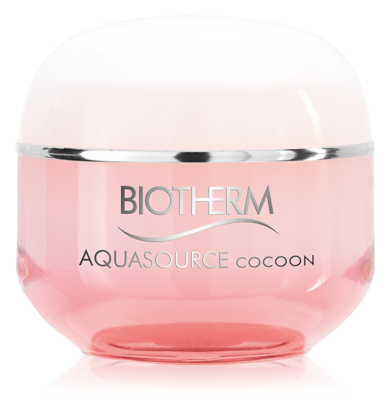 Biotherm Aquasource Cocoon hidratáló géles balzsam normál és száraz bőrre