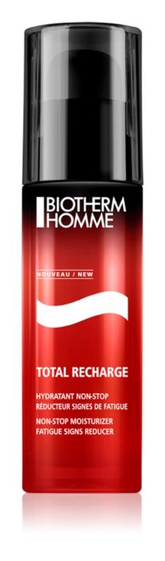 Biotherm Homme Total Recharge hydratant non-stop réducteur signes de fatigue