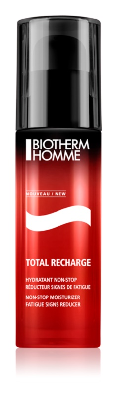 Biotherm Homme Total Recharge Non-Stop Moisturizer Fatigue Signs Reducer