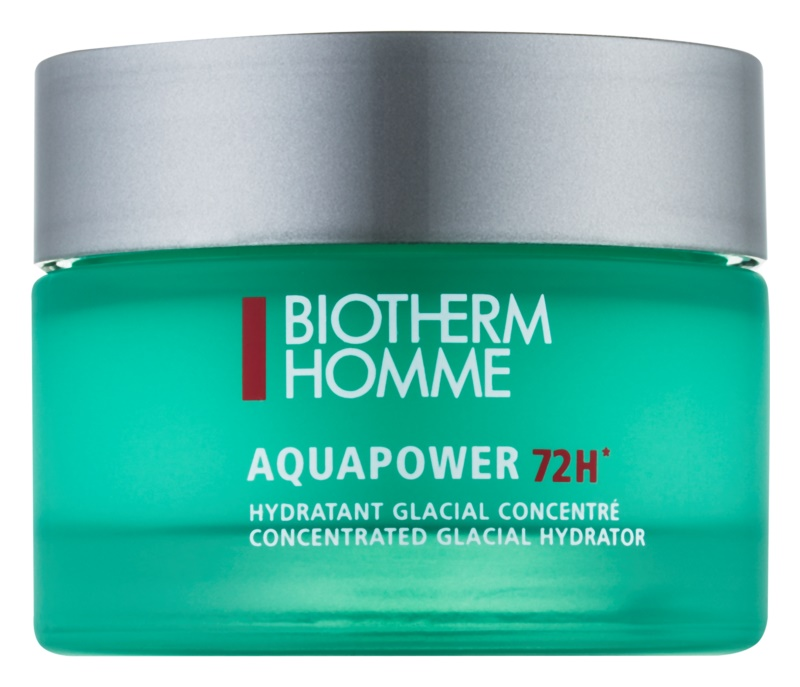 Biotherm Homme Aquapower hidratáló géles krém 72 óra