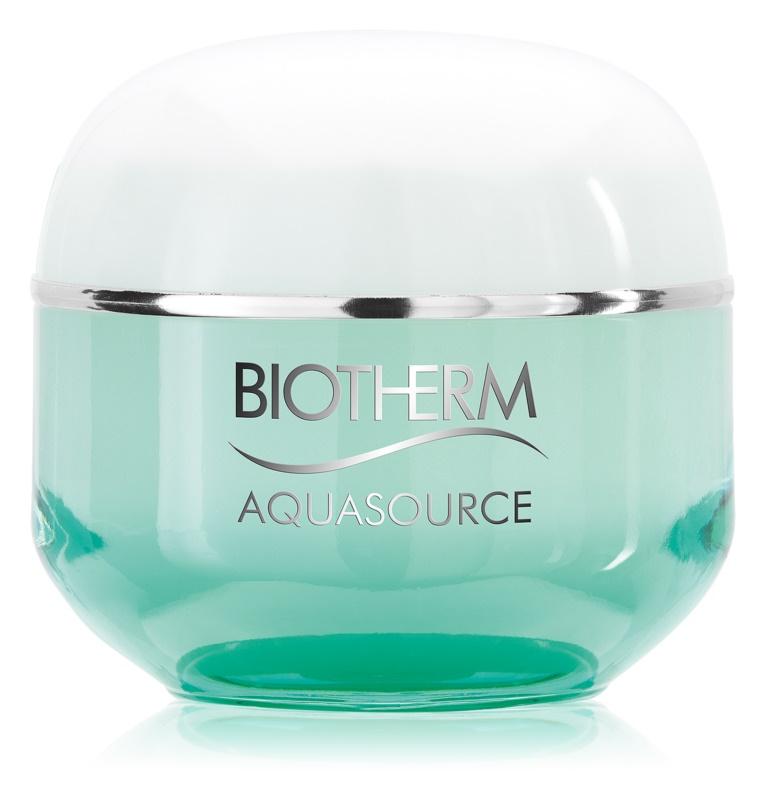 Biotherm Aquasource gel idratante per pelli normali e miste
