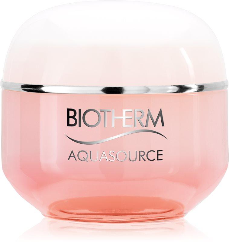 Biotherm Aquasource výživný a hydratačný krém pre suchú pleť