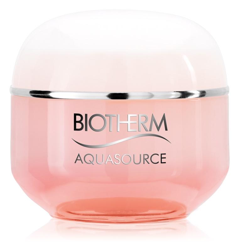 Biotherm Aquasource поживний зволожуючий крем для сухої шкіри
