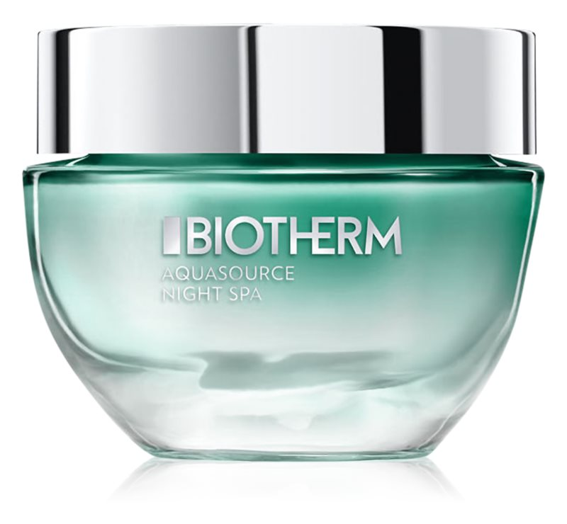 Biotherm Aquasource Night Spa noćni balzam za lice