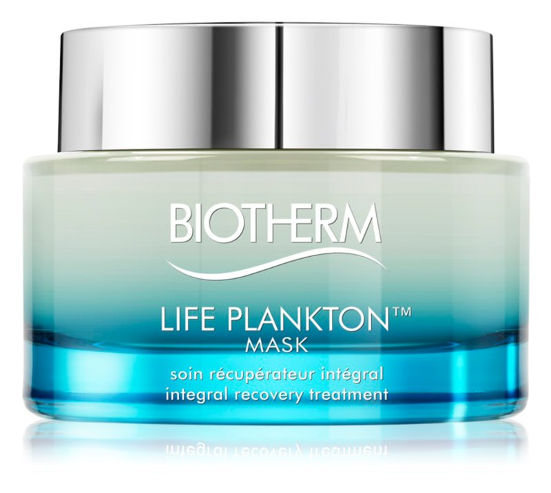 Biotherm Life Plankton máscara regeneradora e apaziguadora