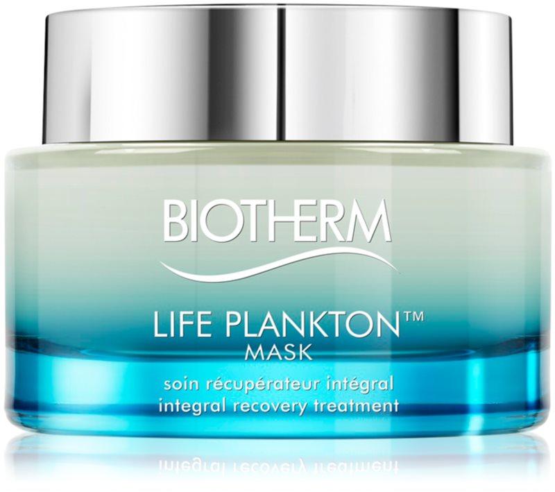 Biotherm Life Plankton nyugtató és regeneráló maszk
