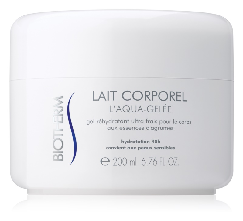 Biotherm Lait Corporel L'Aqua-Gelée  Body Replenisher
