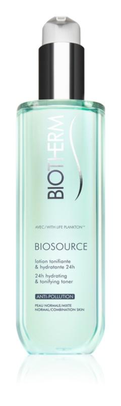 Biotherm Biosource tónico hidratante para pieles normales y mixtas