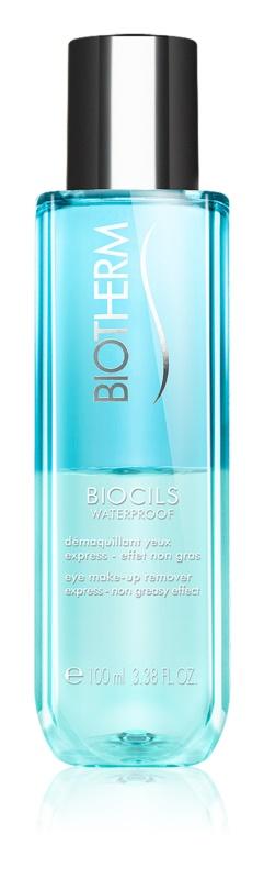 Biotherm Biocils két fázisú vízálló sminkeltávolító érzékeny szemre