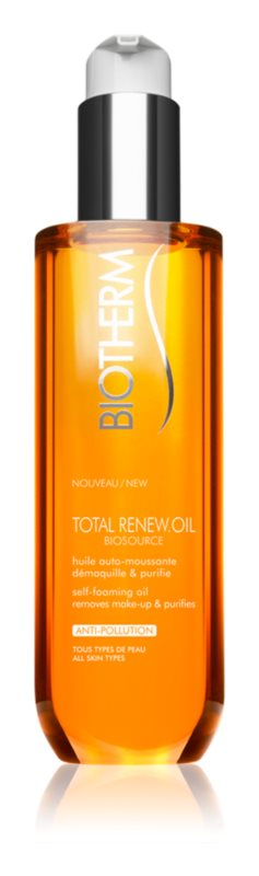 Biotherm Biosource Total Renew Oil magától habzó olaj