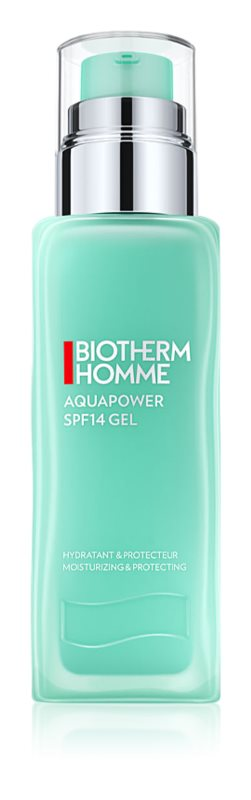 Biotherm Homme Aquapower зволожуючий захисний гель SPF 15