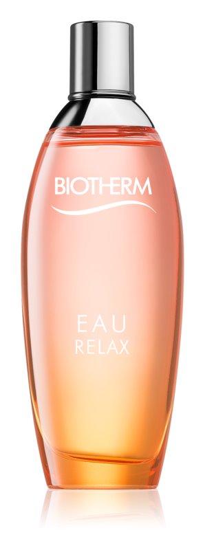 Biotherm Eau Relax eau de toilette pour femme 100 ml