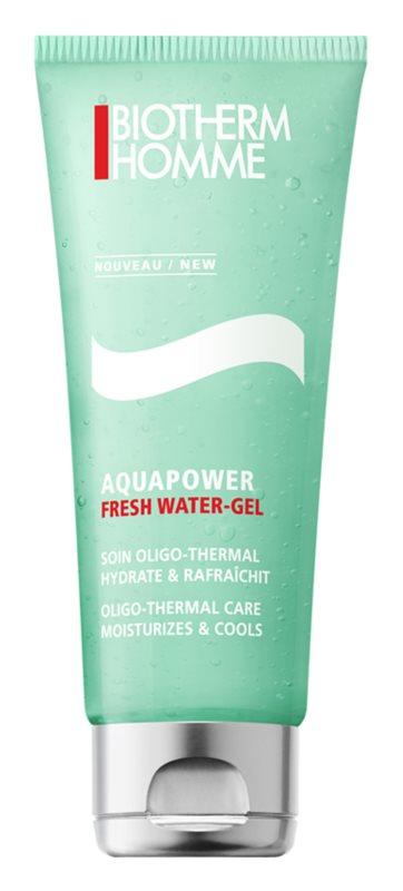 Biotherm Homme Aquapower osviežujúci pleťový gél s hydratačným účinkom