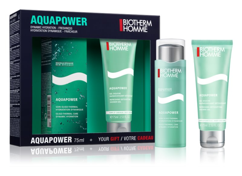 Biotherm Aquapower kozmetički set I.