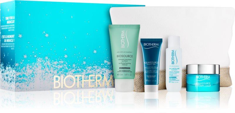 Biotherm Aquasource Everplump Cosmetic Set I.