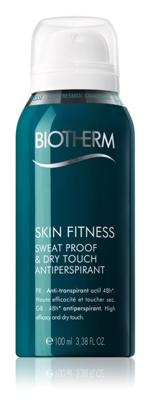 Biotherm Skin Fitness Antiperspirant Spray With 48 Hours Efficacy