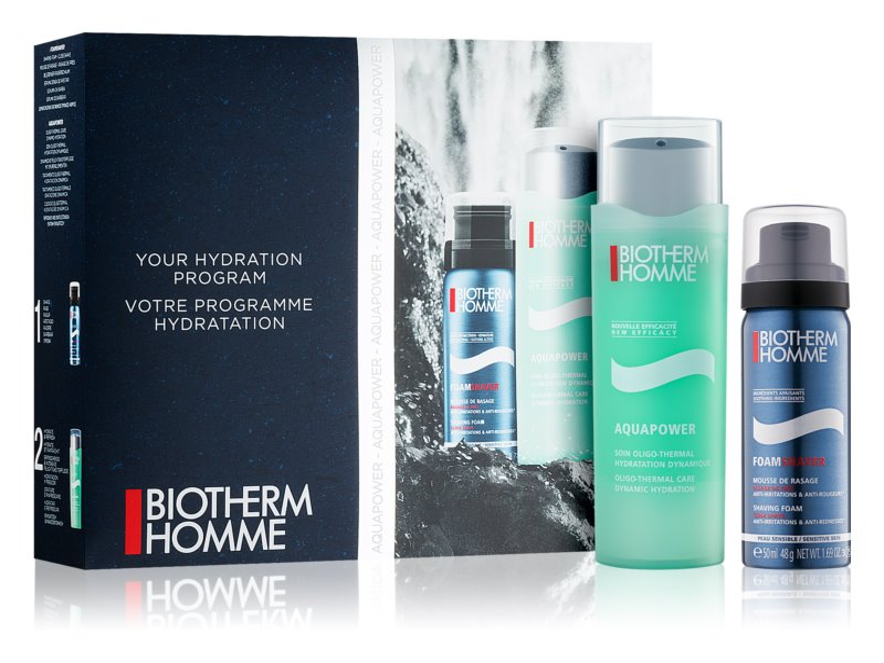 Biotherm Homme Aquapower kosmetická sada I.