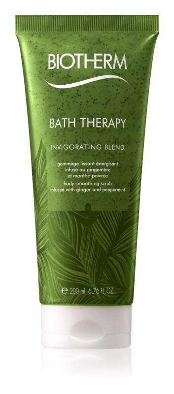 Biotherm Bath Therapy Invigorating Blend scrub corpo