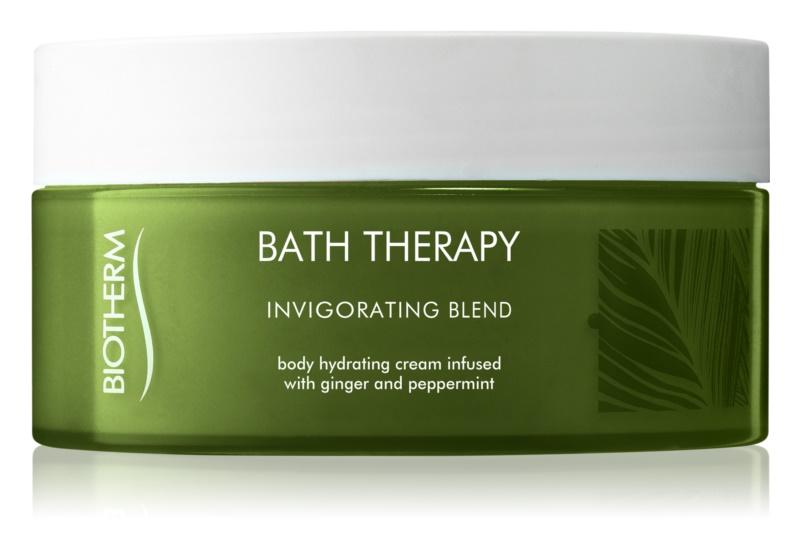 Biotherm Bath Therapy Invigorating Blend crème hydratante corps