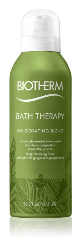 Biotherm Bath Therapy Invigorating Blend mousse nettoyante corps