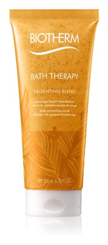 Biotherm Bath Therapy Delighting Blend scrub corpo