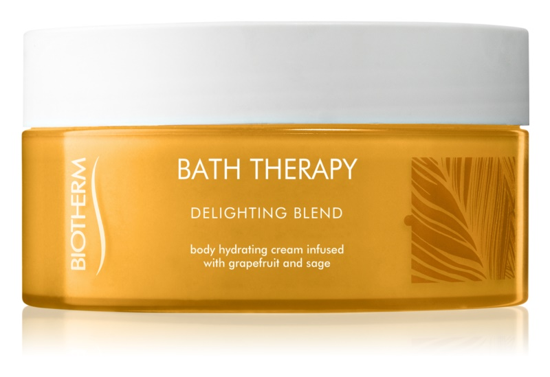 Biotherm Bath Therapy Delighting Blend crème hydratante corps