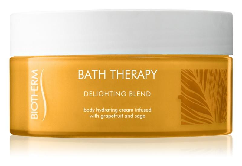 Biotherm Bath Therapy Delighting Blend Moisturizing Body Cream