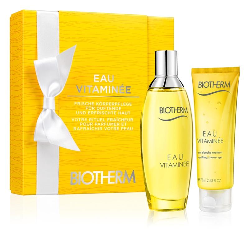 Biotherm Eau Vitaminée coffret cadeau II.