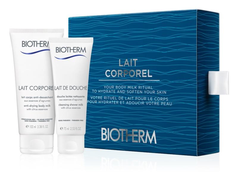 Biotherm Lait Corporel coffret cosmétique V.
