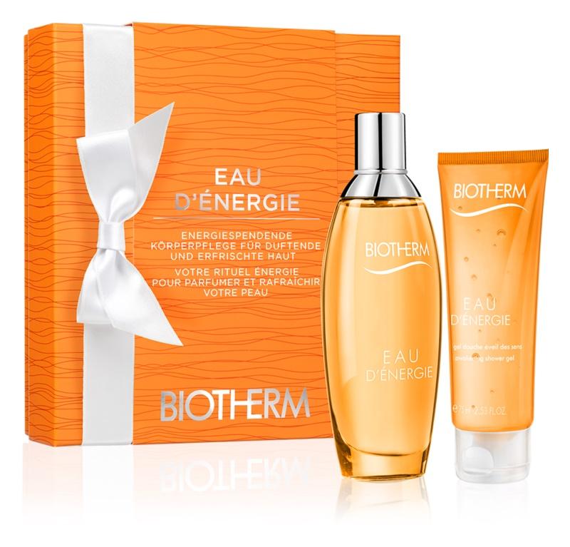 Biotherm Eau D'Énergie Gift Set I.