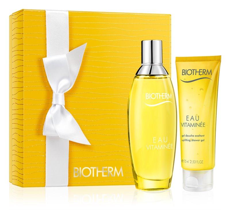 Biotherm Eau Vitaminée coffret cadeau I.