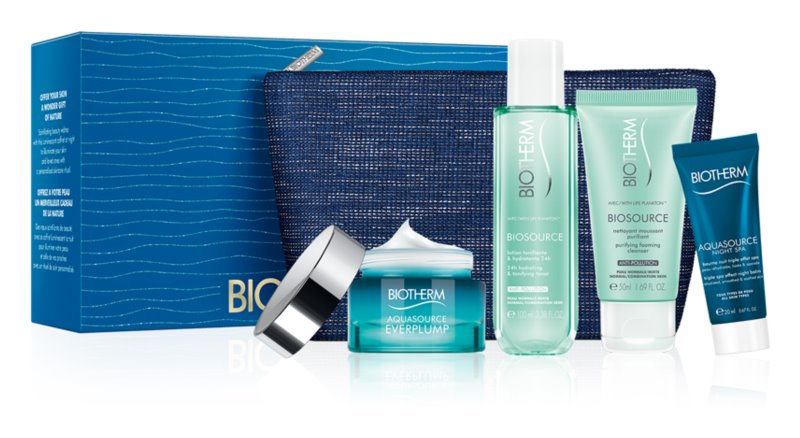 Biotherm Aquasource Everplump Kosmetik-Set  II.
