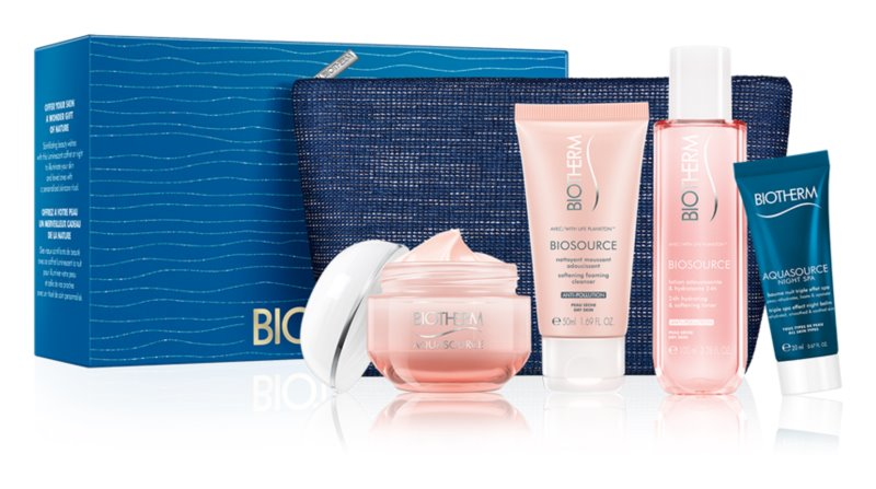 Biotherm Aquasource Cosmetic Set I.