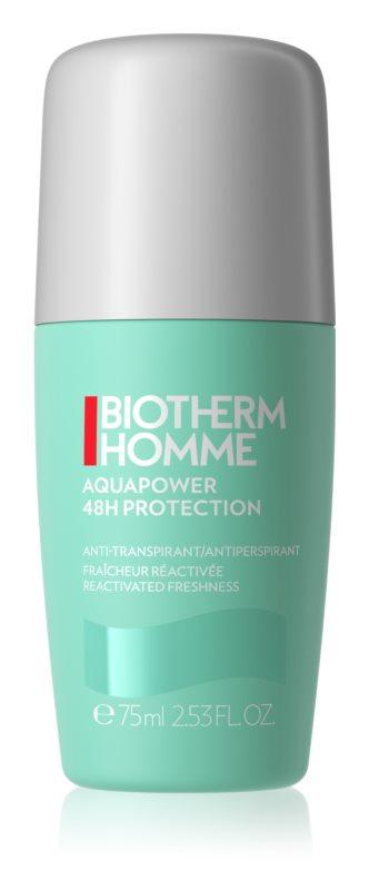 Biotherm Homme Aquapower αντιιδρωτικό με δροσερό αποτέλεσμα