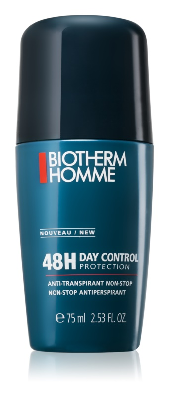 Biotherm Homme 48h Day Control Antitranspirant Roll-On zonder Parabenen