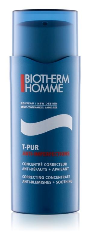 Biotherm Homme T-Pur Anti-Imperfections Konzentrat für Unvollkommenheiten wegen Akne Haut