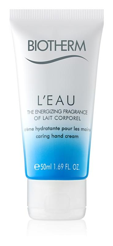 Biotherm L'Eau Caring Hand Cream