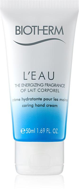 Biotherm L'Eau crème hydratant pour les mains