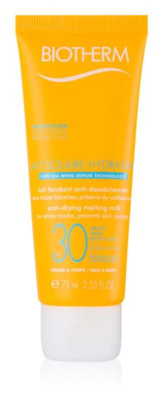 Biotherm Lait Solaire αντηλιακό γάλα με ενυδατικό αποτέλεσμα
