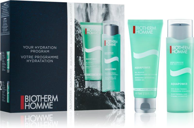 Biotherm Homme Aquapower kosmetická sada IV.