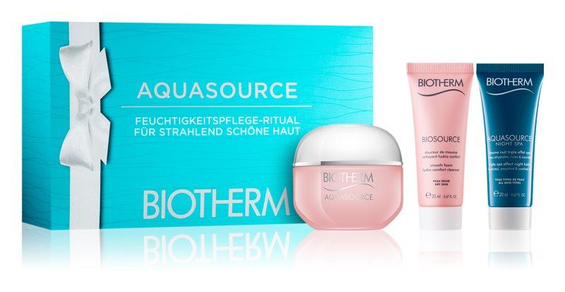 Biotherm Aquasource kit di cosmetici II.