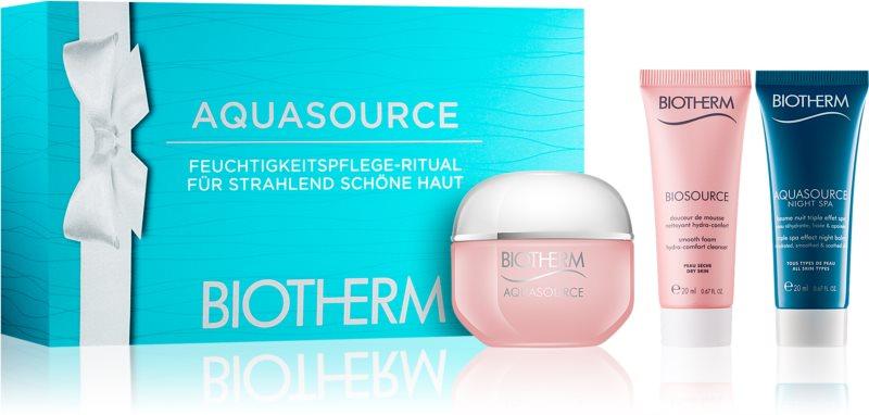 Biotherm Aquasource kosmetická sada II.