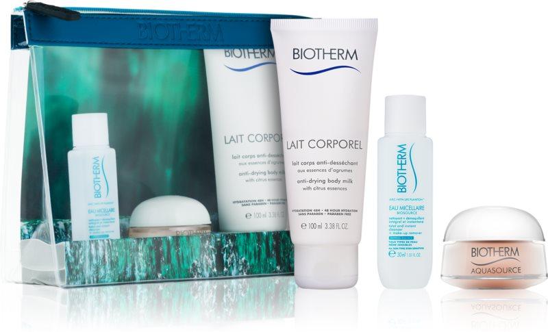 Biotherm Aquasource Kosmetik-Set