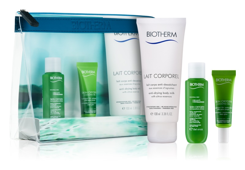 Biotherm Skin Oxygen Cosmetic Set I.